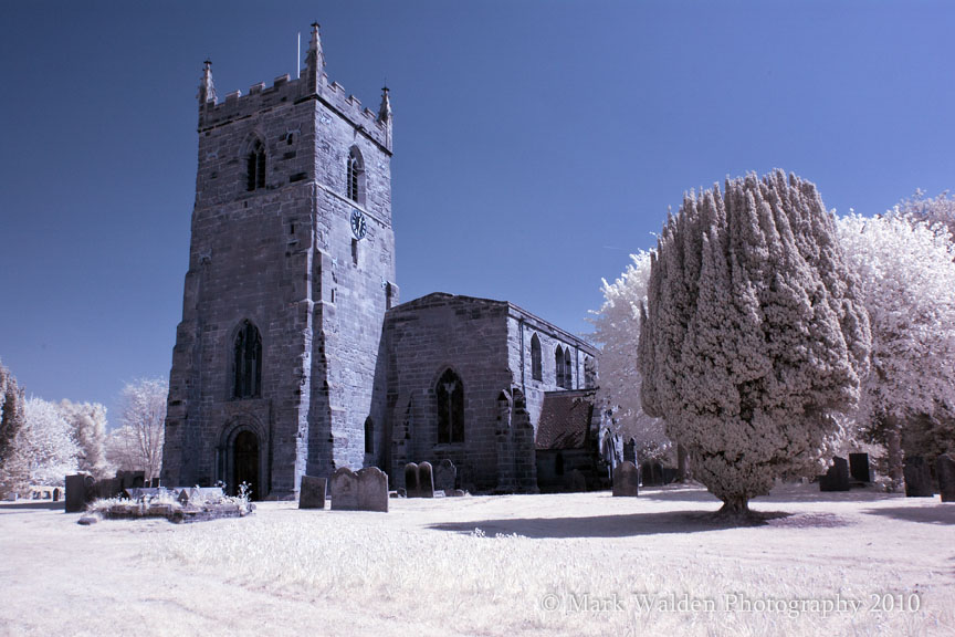 Alrewas Church